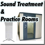 Sound Treatment and Sound Isolation Rooms
