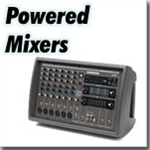 Powered Mixers