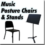 Music Posture Chairs & Stands