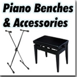 Piano Benches & Accessories