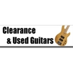Clearance & Used Guitars