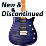 New & Discontinued Items