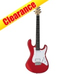 Dean Avalanche Classic Red