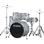 Yamaha 5 pce. GigMaker with Hardware Kit-20/14/12/10/ 14 x 5.5 Snare #GMOF50BLG