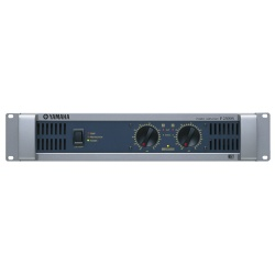 Yamaha Power Amp 390w X 2 - P2500S