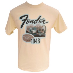 Fender Factory T-Shirt