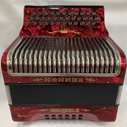 Hohner Panther Accordion #HA3100
