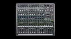 Mackie ProFX16v2 16-Channel 4-Bus Effects Mixer with USB #PROFX16V2