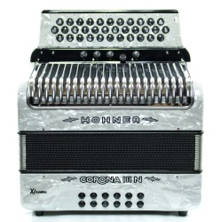 Hohner  Xtreme Norteno 5 Sw Accordion #CXIIINFBEW