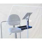 Conductor Stand Shelf-Metal - #CSSM