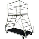 "72"" Drum Major Podium - #DMP72A"