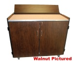 Percussion Cabinet W/music Desk - #PC