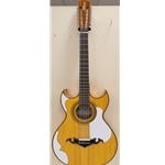 Luis Javier Flores Bajo Sexto, w/Case, Rosewood B&S, Hummin #0096