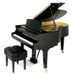 Used Baldwin R1 Baby Grand Piano #R1EBY