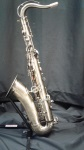 Adamson Tenor Saxophone w/ leather blend cs #ATS200