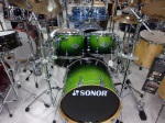 Sonor Select Force Maple 5 Pc Shell Kit with 400 Series Hardware #SEF11STAGE3GF