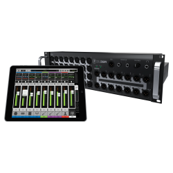 Mackie 32-channel Wireless Digital Live Sound Mixer w/ iPad Control #DL32R