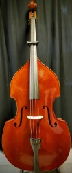 Loretti 3/4 Double Bass #10034B