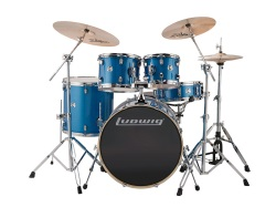 Ludwig Evolution 5 pc Drum Kit