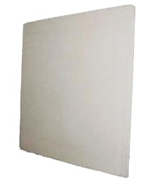 Melhart 4' X 6'  Rock Wool Acoustic Panels - Champagne