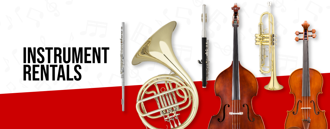 Instrument Rental Program