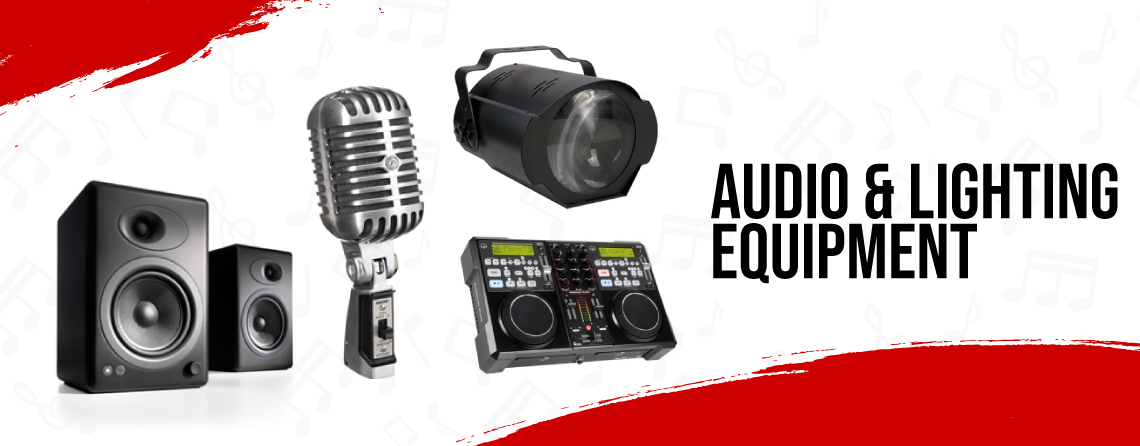 Pro Audio and Lighting