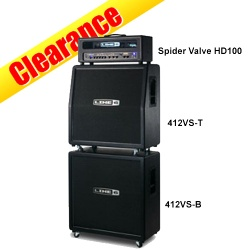 Line 6 - 4X12 ST/MONO Slant Speaker Cab | Melhart Music Center ...