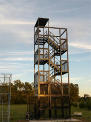 Band Director And Observation Tower Builders Melhart