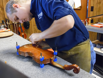 Orchestra Instrument Repair Shop Image 1