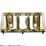 Melhart Tuba Rack For 4 Tubas - #TR4