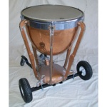 Melhart Mobile Timpani Cart