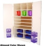 Elementary Teaching Material Cabinet