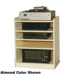 Elementary Stereo Cabinet