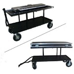 Melhart Deluxe Field Keyboard Cart