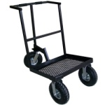 Mobile Amplifier Cart