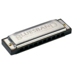 Hohner Blues Band 7 Key Harmonica Set