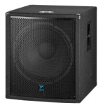 "Yorkville Powered Sub 18"" 500W #YX18SP"