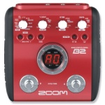 Zoom Bass Effects Pedal #B2