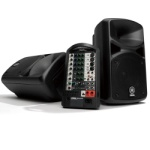 Yamaha Stagepas 400i Portable PA System 200W #STAGEPASS400I