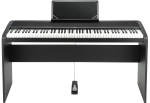 Korg 88 weighted key (Black, Stand included) #B1SPBK