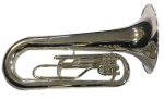 Adamson Marching Tuba 3 Valve Silver Plated #AMTU-330S