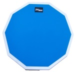 "Melhart Double Sided 12"" Drum Practice Pad #MPPDS12"