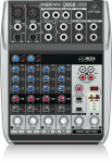Behringer Premium 8-Input 2-Bus Mixer with XENYX Mic Preamps & Compressors #Q802USB