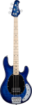Sterling by Music Man Ray34QM Neptune Blue #RAY34QMNBL