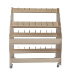 Melhart 24 Unit Violin/Viola Storage Rack