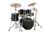 Ludwig Evolution 5 pc Drum Kit Pkg w/ZBT Cymbals #LCEE22016