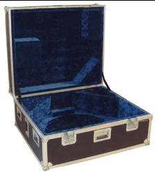 Melhart Sousaphone Road Case Without Bell Compartment