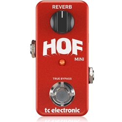 Tc Electronic - Hall of Fame Mini Reverb #960803001